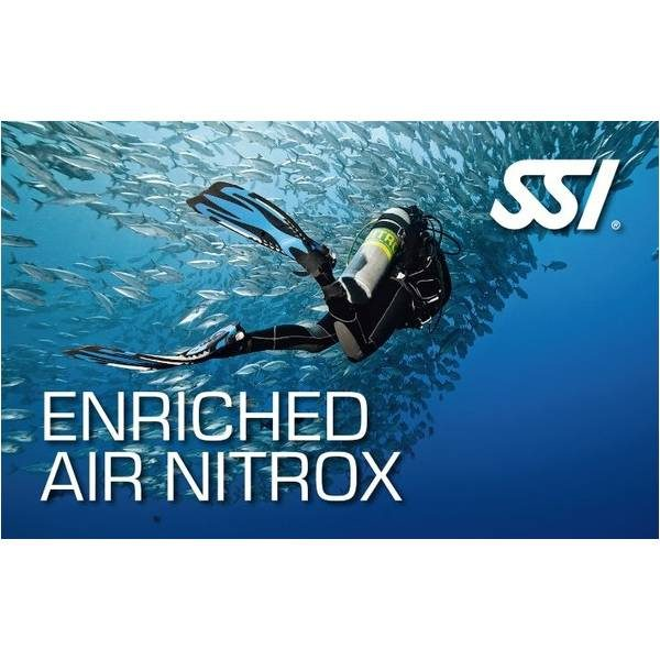 ENRICHED AIR NITROX course - Dive in Phuket