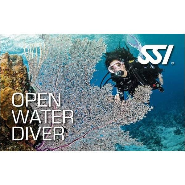 SSI open water diver course learn to scuba dive in Phuket
