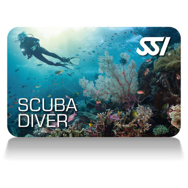 SSI SCUBA DIVER by Dive in Phuket
