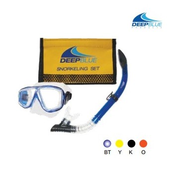 Bora Mask & Snorkel Set