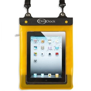DRI-DOCK Tablet Waterproof Case - Phuket Dive Tours