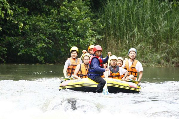 White Water Rafting tours by Phuket Dive Tours 03