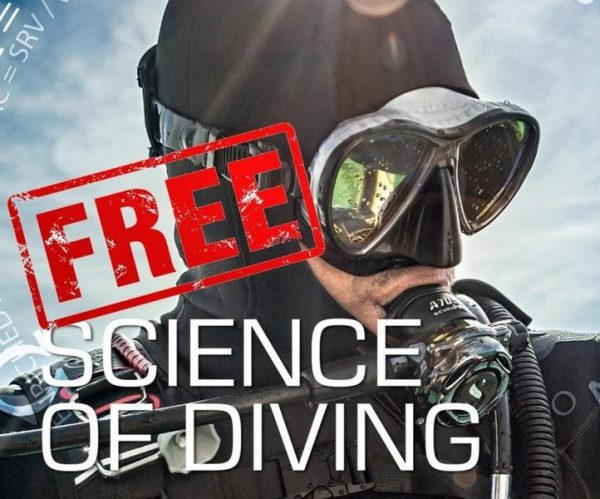 free science of diving
